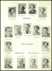 Page 11, 1956 Edition, Albany High School - Prisms Yearbook (Albany, NY) online yearbook collection