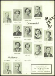 Page 12, 1956 Edition, Albany High School - Prisms Yearbook (Albany, NY) online yearbook collection