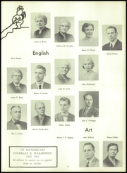 Page 13, 1956 Edition, Albany High School - Prisms Yearbook (Albany, NY) online yearbook collection