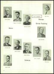 Page 14, 1956 Edition, Albany High School - Prisms Yearbook (Albany, NY) online yearbook collection