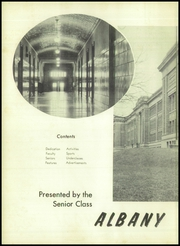 Page 6, 1956 Edition, Albany High School - Prisms Yearbook (Albany, NY) online yearbook collection