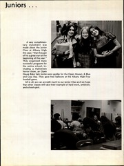Page 12, 1975 Edition, Albany High School - Prisms Yearbook (Albany, NY) online yearbook collection