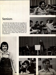 Page 14, 1975 Edition, Albany High School - Prisms Yearbook (Albany, NY) online yearbook collection