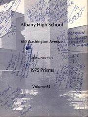 Page 5, 1975 Edition, Albany High School - Prisms Yearbook (Albany, NY) online yearbook collection