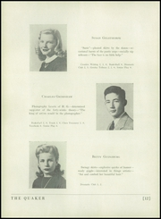 Page 16, 1944 Edition, Horace Greeley High School - Quaker Yearbook (Chappaqua, NY) online yearbook collection