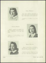 Page 17, 1944 Edition, Horace Greeley High School - Quaker Yearbook (Chappaqua, NY) online yearbook collection