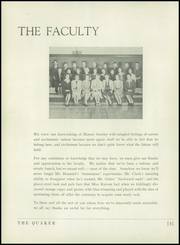 Page 8, 1944 Edition, Horace Greeley High School - Quaker Yearbook (Chappaqua, NY) online yearbook collection