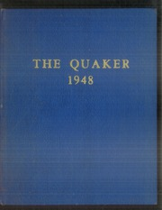 Horace Greeley High School - Quaker Yearbook (Chappaqua, NY) online yearbook collection, 1948 Edition, Page 1