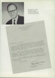 Page 11, 1959 Edition, Horace Greeley High School - Quaker Yearbook (Chappaqua, NY) online yearbook collection