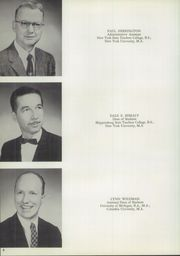 Page 12, 1959 Edition, Horace Greeley High School - Quaker Yearbook (Chappaqua, NY) online yearbook collection