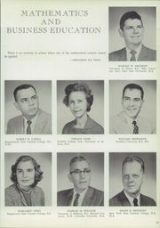 Page 15, 1959 Edition, Horace Greeley High School - Quaker Yearbook (Chappaqua, NY) online yearbook collection