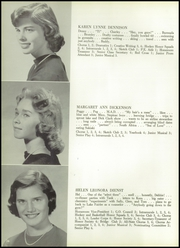 Page 40, 1960 Edition, Horace Greeley High School - Quaker Yearbook (Chappaqua, NY) online yearbook collection