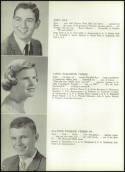 Page 44, 1960 Edition, Horace Greeley High School - Quaker Yearbook (Chappaqua, NY) online yearbook collection