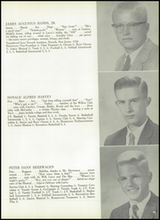 Page 49, 1960 Edition, Horace Greeley High School - Quaker Yearbook (Chappaqua, NY) online yearbook collection