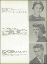 Page 51, 1960 Edition, Horace Greeley High School - Quaker Yearbook (Chappaqua, NY) online yearbook collection
