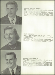 Page 52, 1960 Edition, Horace Greeley High School - Quaker Yearbook (Chappaqua, NY) online yearbook collection