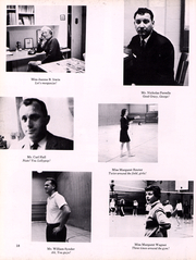 Page 21, 1965 Edition, Horace Greeley High School - Quaker Yearbook (Chappaqua, NY) online yearbook collection