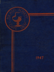 1947 Edition, Pulaski Junior Senior High School - Crimson and Blue Yearbook (Pulaski, NY)