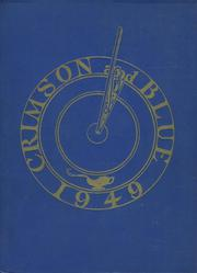 1949 Edition, Pulaski Junior Senior High School - Crimson and Blue Yearbook (Pulaski, NY)