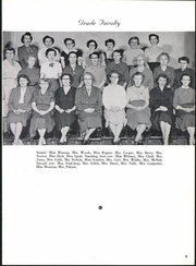 Page 13, 1955 Edition, Pulaski Junior Senior High School - Crimson and Blue Yearbook (Pulaski, NY) online yearbook collection