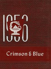 1956 Edition, Pulaski Junior Senior High School - Crimson and Blue Yearbook (Pulaski, NY)