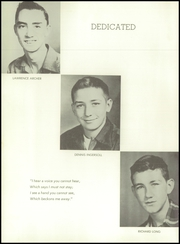 Page 8, 1956 Edition, Pulaski Junior Senior High School - Crimson and Blue Yearbook (Pulaski, NY) online yearbook collection