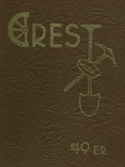 Page 1, 1949 Edition, Wilson Central School - Crest Yearbook (Wilson, NY) online yearbook collection