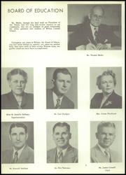Page 10, 1953 Edition, Wilson Central School - Crest Yearbook (Wilson, NY) online yearbook collection