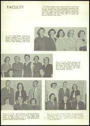 Page 12, 1953 Edition, Wilson Central School - Crest Yearbook (Wilson, NY) online yearbook collection
