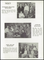 Page 11, 1959 Edition, Wilson Central School - Crest Yearbook (Wilson, NY) online yearbook collection