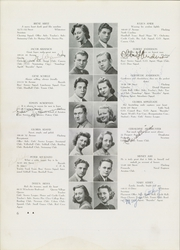 Page 10, 1941 Edition, Bayside High School - Triangle Yearbook (Bayside, NY) online yearbook collection