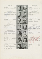 Page 12, 1941 Edition, Bayside High School - Triangle Yearbook (Bayside, NY) online yearbook collection