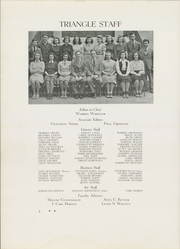 Page 8, 1941 Edition, Bayside High School - Triangle Yearbook (Bayside, NY) online yearbook collection