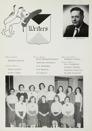 Page 10, 1954 Edition, Bayside High School - Triangle Yearbook (Bayside, NY) online yearbook collection