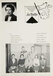 Page 11, 1954 Edition, Bayside High School - Triangle Yearbook (Bayside, NY) online yearbook collection