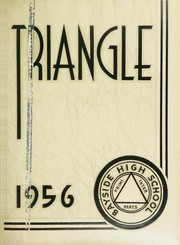 Page 1, 1956 Edition, Bayside High School - Triangle Yearbook (Bayside, NY) online yearbook collection