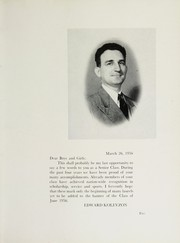 Page 9, 1956 Edition, Bayside High School - Triangle Yearbook (Bayside, NY) online yearbook collection