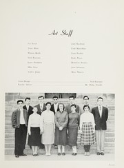 Page 11, 1957 Edition, Bayside High School - Triangle Yearbook (Bayside, NY) online yearbook collection