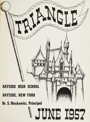 Page 5, 1957 Edition, Bayside High School - Triangle Yearbook (Bayside, NY) online yearbook collection