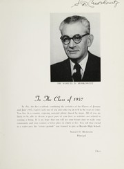Page 7, 1957 Edition, Bayside High School - Triangle Yearbook (Bayside, NY) online yearbook collection
