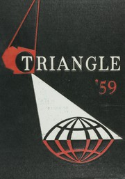 Bayside High School - Triangle Yearbook (Bayside, NY) online yearbook collection, 1959 Edition, Page 1