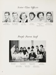 Page 12, 1954 Edition, Tottenville High School - Purple Parrot Yearbook (Staten Island, NY) online yearbook collection