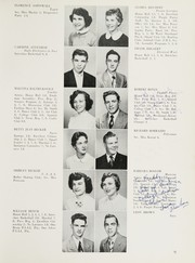Page 13, 1954 Edition, Tottenville High School - Purple Parrot Yearbook (Staten Island, NY) online yearbook collection