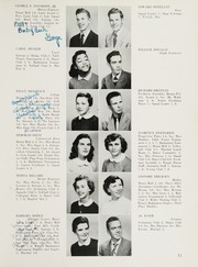 Page 15, 1954 Edition, Tottenville High School - Purple Parrot Yearbook (Staten Island, NY) online yearbook collection