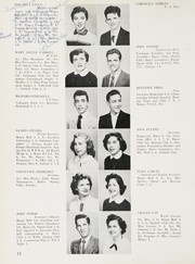 Page 16, 1954 Edition, Tottenville High School - Purple Parrot Yearbook (Staten Island, NY) online yearbook collection