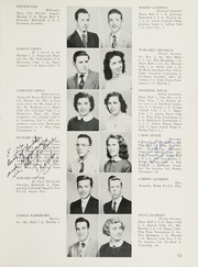 Page 17, 1954 Edition, Tottenville High School - Purple Parrot Yearbook (Staten Island, NY) online yearbook collection