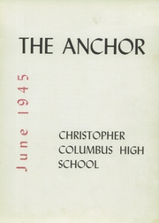 Page 5, 1945 Edition, Christopher Columbus High School - Anchor Yearbook (Bronx, NY) online yearbook collection