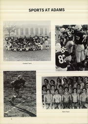 Page 10, 1971 Edition, John Adams High School - Clipper Yearbook (Ozone Park, NY) online yearbook collection