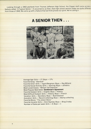 Page 12, 1971 Edition, John Adams High School - Clipper Yearbook (Ozone Park, NY) online yearbook collection