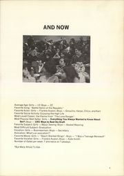 Page 13, 1971 Edition, John Adams High School - Clipper Yearbook (Ozone Park, NY) online yearbook collection